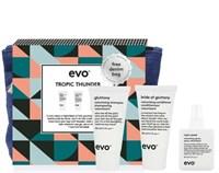 "EVO Tropic Thunder volume travel set - Набор для объема волос ""Гром в Раю"" 30 + 30 + 30мл"