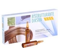 DIKSON AMPOULE RISTRUTTURANTE - Восстанавливающий комплекс мгновенного действия для очень поврежденных волос 12 х 12мл